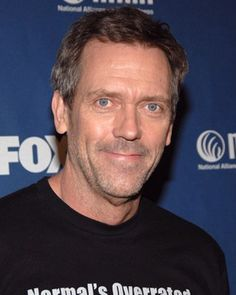 Hugh Laurie - English actor, voice artist, comedian, writer, musician, recording artist & director. Famous for playing Dr. Gregory House M.D. on tv show House. He holds the Guinness World Record as the highest paid actor ever in a TV Drama—earning US$ 700,000 per episode in House and for being the most watched leading man on television. Also acted in 101 Dalmatians, Flight of the Phoenix & all three Stuart Little films.