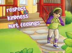 Be Bigger, childrens character education picture book teaching respect, friendship and more good traits
