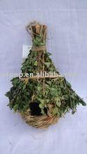 çim kuş yuvası 5wb11013, % 100 saf el yapımı