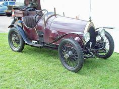140 Bugatti Brescia T13 (1926)