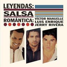 Leyendas: Salsa romántica: Victor Manuelle, Luis Enrique y Jerry Rivera (2014)