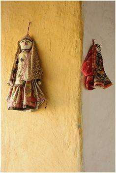 puppet on a chain #3, hodko banni by nevil zaveri, via Flickr