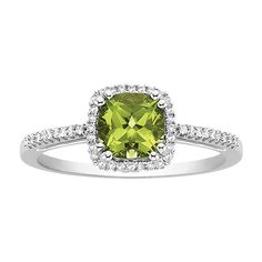 Precious #Peridot for August Birthdays #FMJLove  #GiftsThatDelight #FredMeyerJewelers