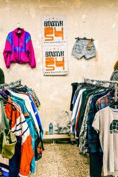 Bootik 54 vintage clothing Vintage Clothing, Vintage Outfits, Vintage Market, Wardrobe Rack, Clothes, Home Decor, Summer, Vintage Marketplace, Outfits