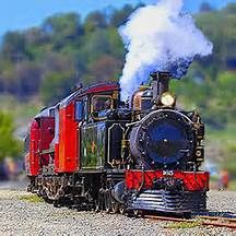 All aboard! Step back in time and experience the heyday of New Zealand's railroad history. Ride a vintage passenger train powered by a steam locomotive on a round trip tour of Muriwai. Relax and watch the scenery go by while sipping a glass of bubbly wine. Upon arrival at Muriwai, enjoy a Maori cultural performance.