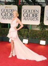 Charlize Theron - Golden Globe Award