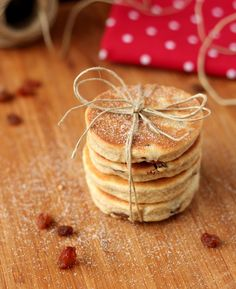 Recipe: Traditional Welsh Cakes. I think we need to make these when celebrating St David's day!