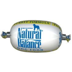 Natural Balance Pet Food Dog Food Rolls Turkey -- 2.75 oz * Be sure to check out this awesome product.