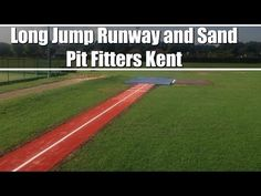 Just Pinned to Track and Field Services: Long Jump Runway and...