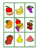 FREE Fruit Matching Game in Chinese