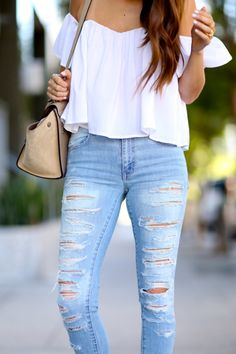 Denim X Hi-Rise Jegging from American Eagle Outfitters (Level 1, South & Level 2, North)