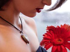 Ariel Perfume, Ariel Necklace, Perfume Locket, Mermaid Locket, Scented Locket,Oil Diffuser Locket, Aromatherapy Locket, Organic Fragrance