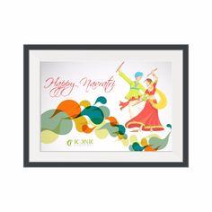 Wishing you a very happy navratri..