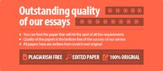 Outstanding quality of essays - Buycustomessay.top