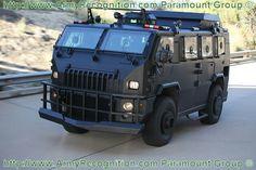 Family mini-van for the zombie apocalypse