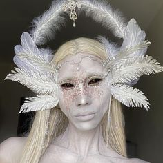 Punk Makeup, Clown Makeup, Sfx Makeup, Halloween Face Makeup, Makeup Inspo, Makeup Inspiration, Maquillaje Halloween, Aesthetic People, Axolotl