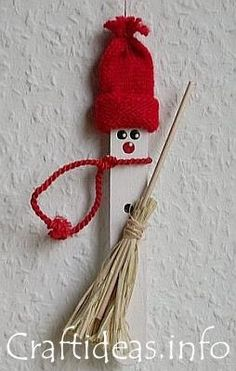 Someday Crafts: Sophisticated Popsicle Stick Crafts