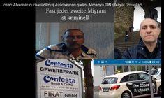 Flüchtlinge aus Aserbaidschan in Deutschland handeln mit Kriminalität. Warum unternimmt die Regierung nichts? – EURO ASIA NEW'S INTERNET NEWSPAPER Riad, Brother, Baseball Cards, Blog, Internet, District Court, Blogging