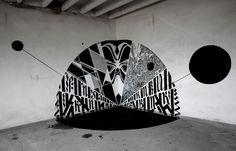 Seikon x BLAQK x Don40 x Jacyndol New Mural