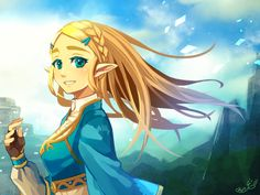 Zelda (Breath of the Wild) - Zelda no Densetsu: Breath of the Wild - Image - Zerochan Anime Image Board The Legend Of Zelda, Legend Of Zelda Breath, Zelda Anime, Hyrule Warriors, Fan Art, Botw Zelda, Twilight Princess, Breath Of The Wild, Fire Emblem