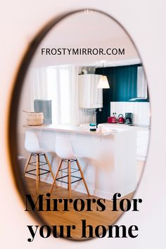 At Frosty Mirror, we want to make sure you find the best effect Mirror Glass designs when you shop online. Beautiful Mirrors, Mirror Art, Creative Things, Keep It Simple, Glass Design, Centerpiece, Innovation, Interior Design, Wall