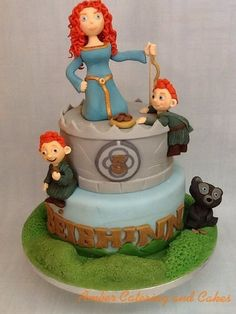 Brave  Cake by Amber Catering and Cakes