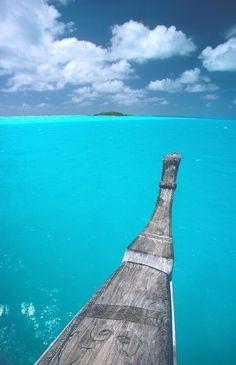 Stunning, Aitutaki Lagoon, Aitutaki, Cook Islands
