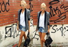 Outfit grey (by Estefania  Ainoza) http://lookbook.nu/look/3295545-Outfit-grey