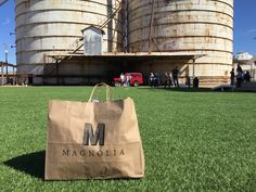 5 Fun Things to Know About Chip & Joanna Gaines' Magnolia Market at the Silos - R We There Yet Mom? - Take a trip to Waco, Texas to visit the Magnolia Market at the Silos – home of Chip & Joanna Gain - Waco Magnolia, Magnolia Joanna Gaines, Magnolia Farms, Magnolia Market, Chip And Joanna Gaines, Magnolia Homes, Chip Gaines, Family Vacations In Texas, Family Vacation Destinations
