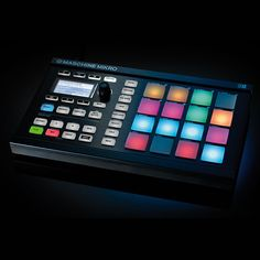Fancy is the place for you to find amazing things curated by our global community. Discover and collect the things you love, and buy it all in one place! Native Instruments, Drum Machine, Cool Gadgets, Fancy, Studio Ideas, Compact, Dj, Hip Hop, Software