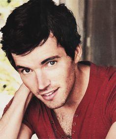Ian Harding...he's cute.