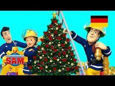 Feuerwehrmann Sam Deutsch Neue Folgen | Weihnachten Weihnachtsmann auf der Flucht Kinderfilme - YouTube