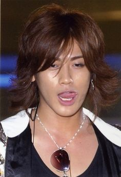 Akanishi Jin Akanishi Jin, Kento Nakajima, Nihon, Man Birthday, Johnny Was, Girl Crushes, Man Crush, Pop Music, Japanese