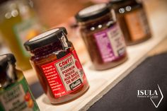 Isula - Tasting Event - Corsican Products Corsica, Salsa, Jar, Food, Products, Bell Pepper, Singapore, Meat, Red