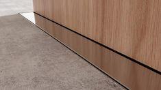 Super Slim Steel - IDEA CEDOR - Nowoczesne Odpływy Łazienkowe Teak, Slim, Bathroom, Design, Home Decor, Washroom, Homemade Home Decor, Bath Room
