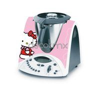 Pink HK - DecoTMX | Thermomix Adhesives | Stickers for Thermomix | Decoration Thermomix