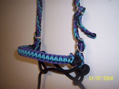 Guest Post - Braiding Horse Tack out of Paracord - ParacordPlanet.com