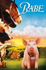 Babe   Starring: James Cromwell, Christine Cavanaugh