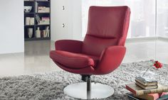 Searching for an armchair that combines style, function, and quality? Try the Jacko armchair from Koinor.