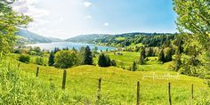 ALPSEE - GERMANY - The perfect place to relax! Immenstadt , Allgäu, Bavaria (Copyright by Jennifer Vahlbruch)