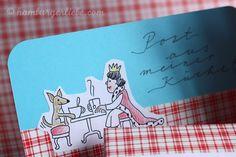 Postausmeinerküche Postcard #pamk