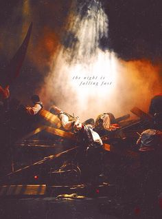 Les miserable, the night is falling fast Theatre Geek, Theatre Quotes, Broadway Theatre, Musical Theatre, Musicals Broadway, Broadway Quotes, Victor Hugo, Hugh Michael Jackman, Theatre Problems