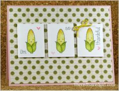 Lawn Fawn - Happy Feast _ Sweet design by Elena!