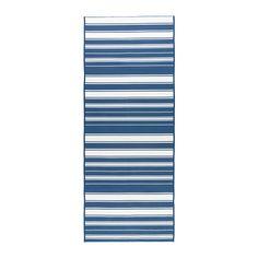 ALSLEV Teppich flach gewebt - 80x200 cm - IKEA