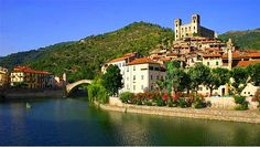 Dolceacqua, a lovely village close to Vintimilla