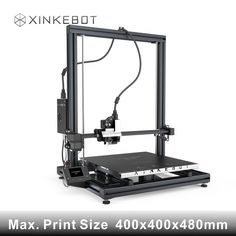 Xinkebot Giant 3D Printer Big Measurement 400x400x480mm High Speed Easy Operation for School Use