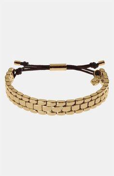 Michael Kors Link Stretch Bracelet | Nordstrom