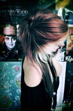 indie scene hair for girls | Scene-Indie Blog