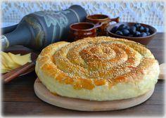 Слоеный пирог по-деревенски - пошаговый рецепт с фото: Очень простой, быстрый в приготовлении, вкусный пирог можно подавать как к чаю, так и в качестве закуски. Начинка... - Леди Mail.Ru