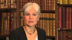 """Dr Jill Stein 